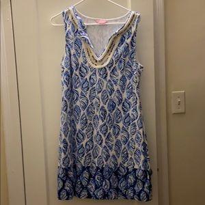 Lily Pulitzer Harper shift dress